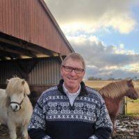 dyreassistert terapi på gård