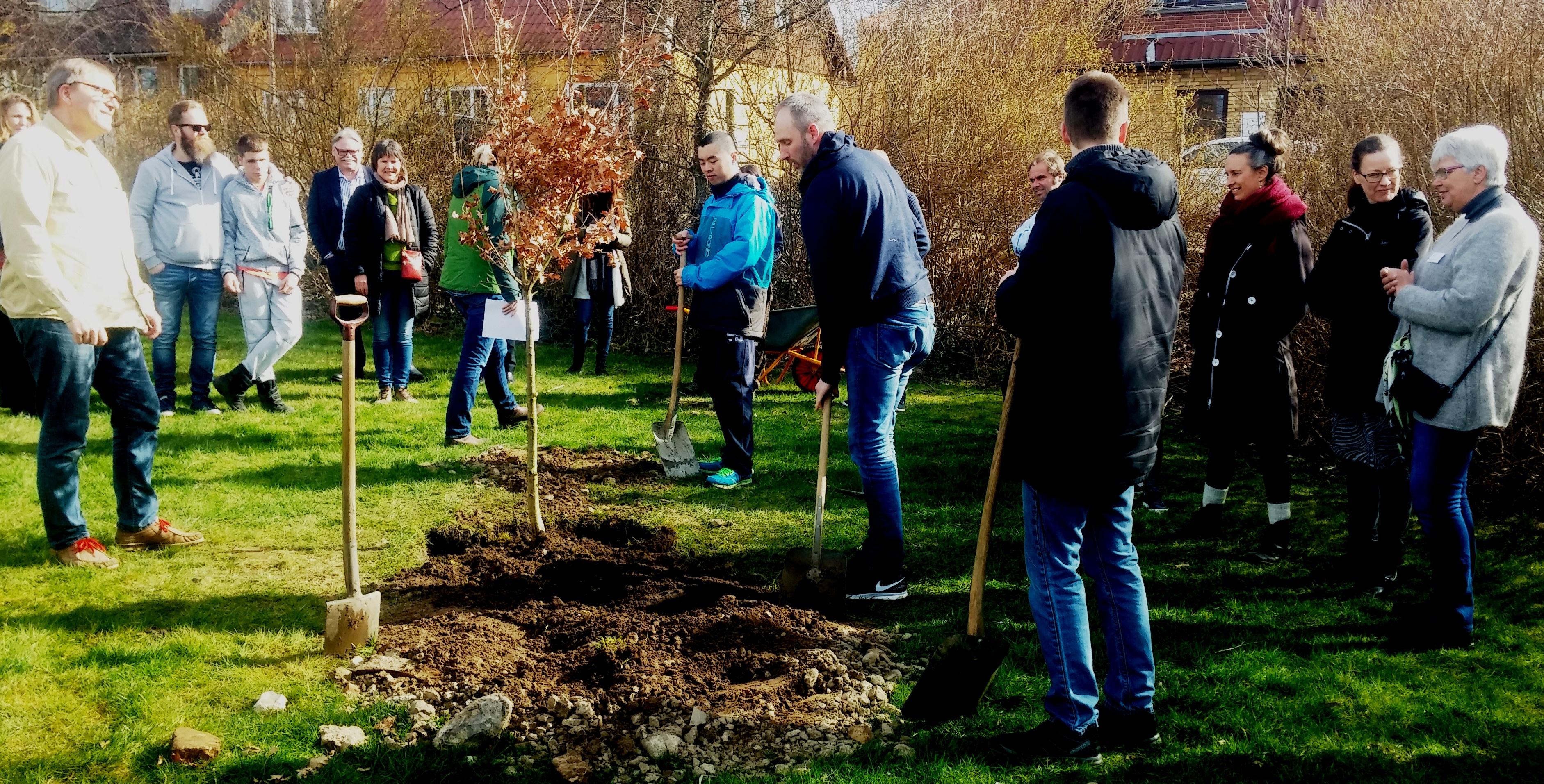 Green Care Netværk Er Stiftet D. 24. Marts I Horsens